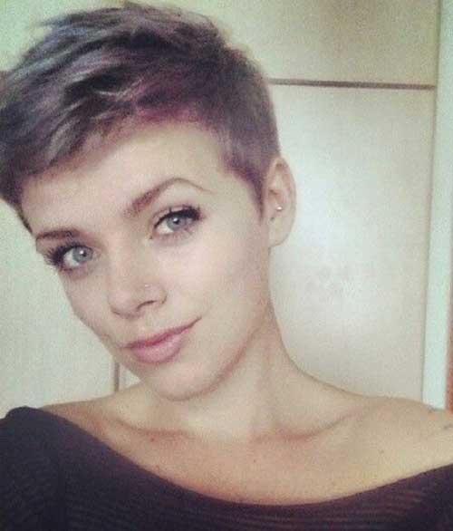 Pixie Short Haircuts