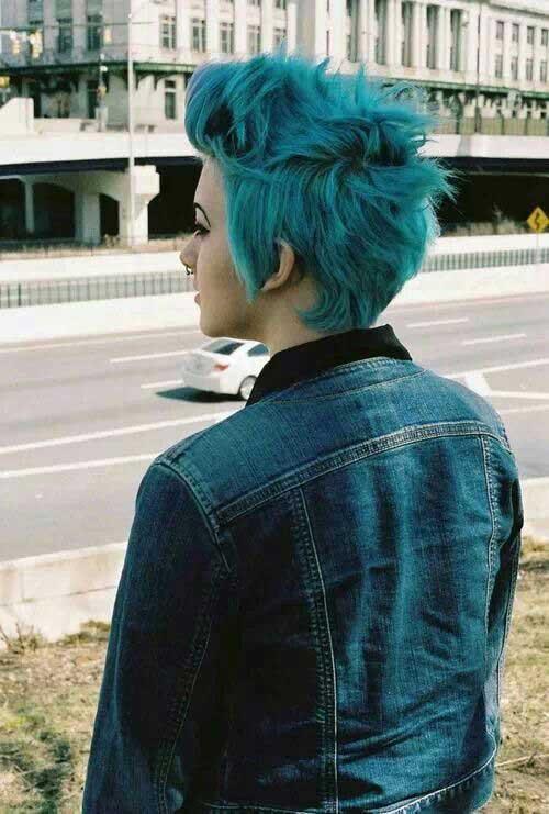Blue Pixie Style Ideas