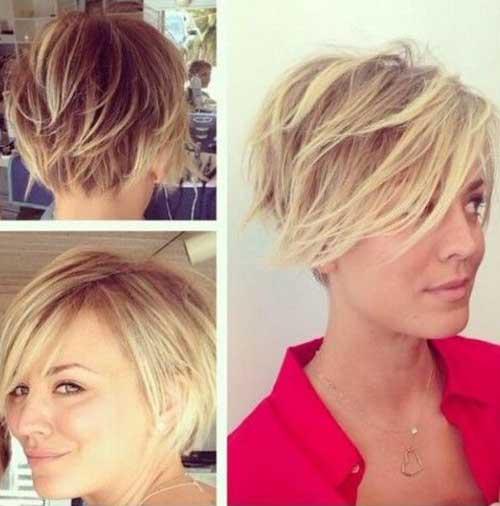 Sassy Short Pixie Bob Haircuts