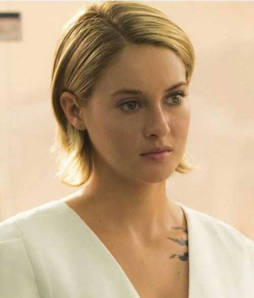 Shailene Woodley Short Hair Pics Short Hairstyles 2016 2017