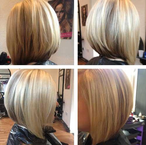 Short Aline Haircut For 2015