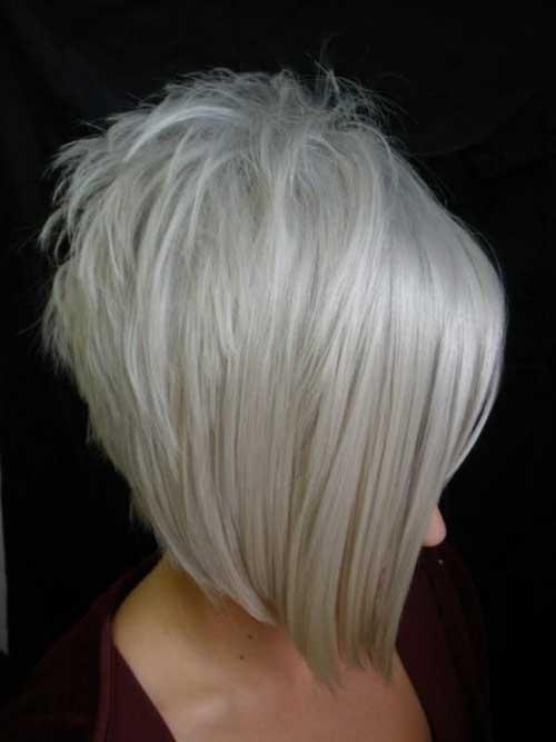 Short Asymmetrical Haircuts For 2015