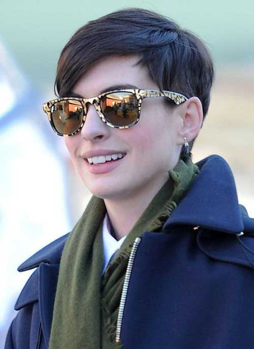 Best Short Asymmetrical Pixie Haircut