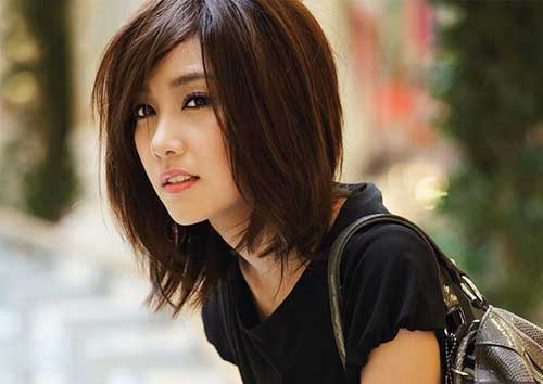 New Short Bob Hair for Girl