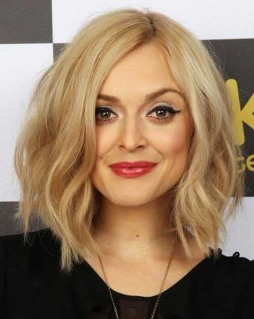 Short Bob Haircuts for Wavy Thin Hair Types