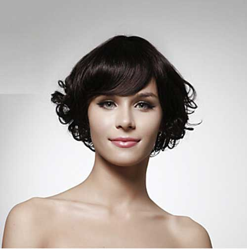 Short Curly Bob Haircuts For 2015