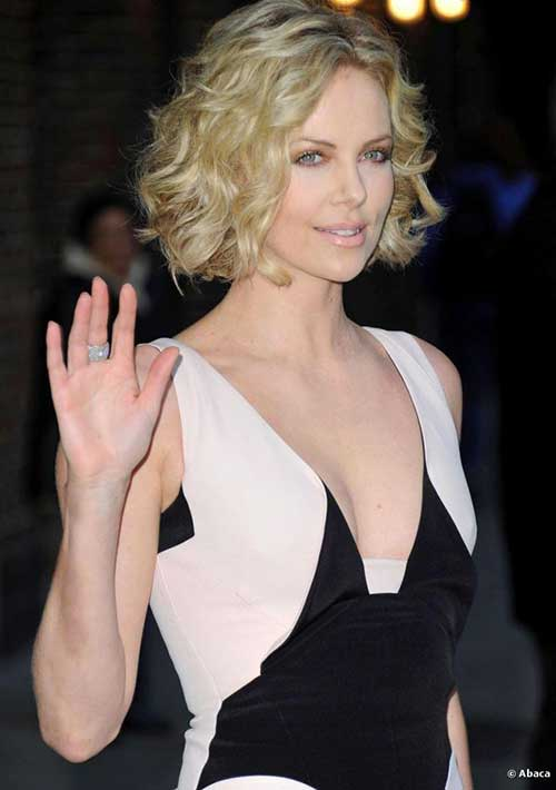 Short Curly Haircut For 2015