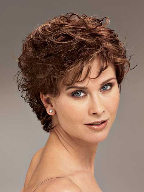 Wonderful 21 Short Haircuts For Women Over 50  Godfather Style
