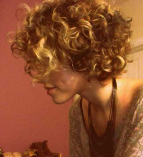 Enjoyable 25 Best Curly Short Hairstyles 2014 2015 Schematic Wiring Diagrams Amerangerunnerswayorg