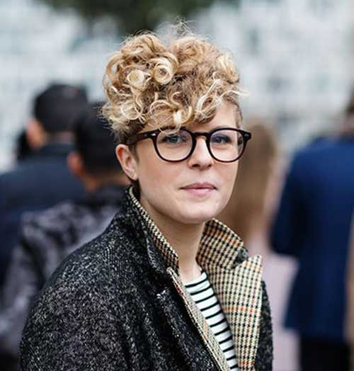 Brilliant 10 New Natural Short Curly Hairstyles Short Hairstyles 2016 Short Hairstyles Gunalazisus