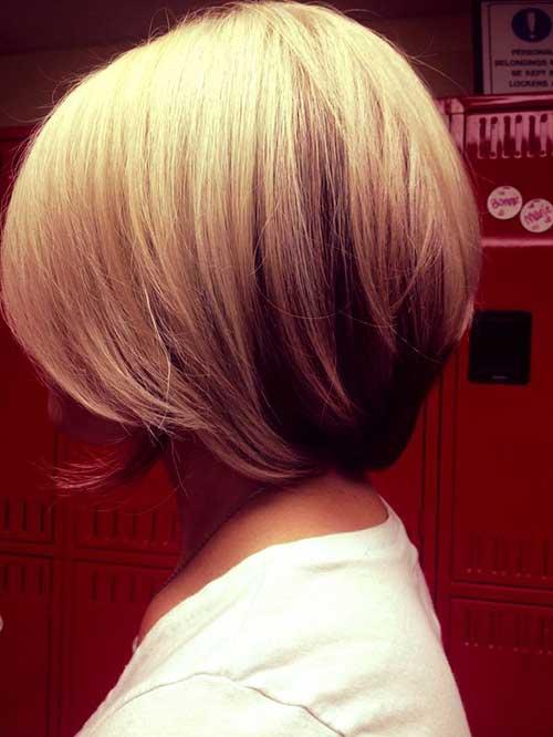 Short Blonde Haircuts 2015