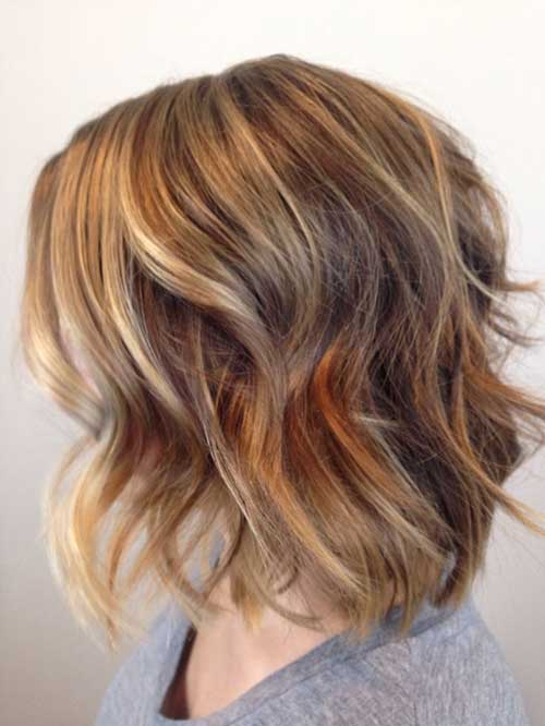 Best Short Haircuts For Curly Wavy Hair
