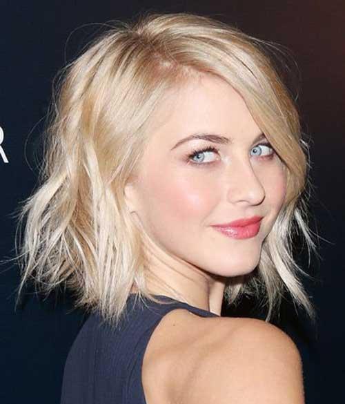 Strange 10 Short Hairstyles For Thin Wavy Hair Short Hairstyles 2016 Short Hairstyles Gunalazisus