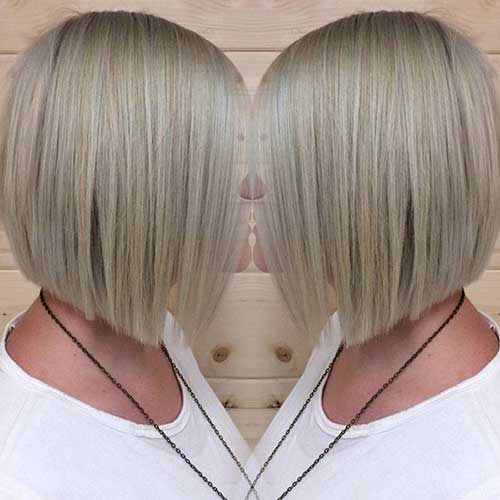Short Hairstyles Straight Hair