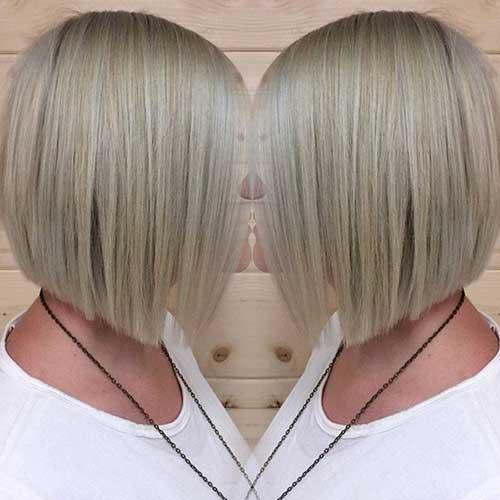 Short Hairstyles Straight Hair