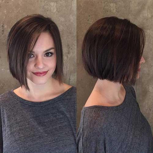 Astonishing Best Short Hairstyles For Thick Straight Hair Short Hairstyles Short Hairstyles For Black Women Fulllsitofus