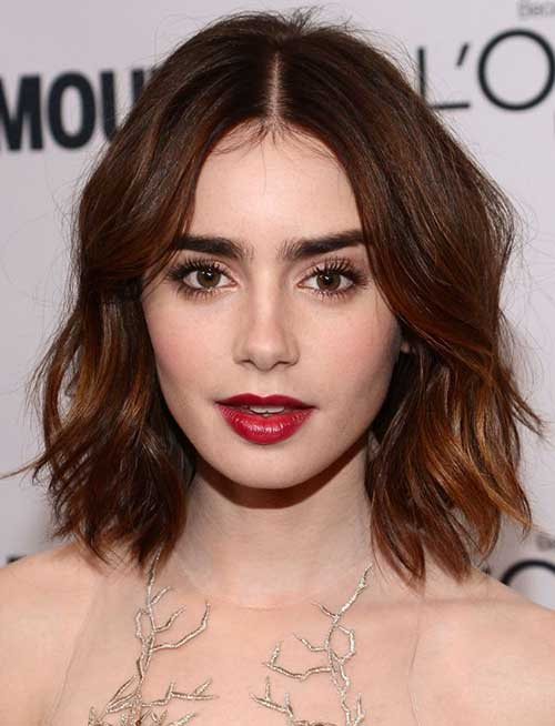Brilliant 10 New Short Thick Wavy Hairstyles Short Hairstyles 2016 2017 Short Hairstyles Gunalazisus
