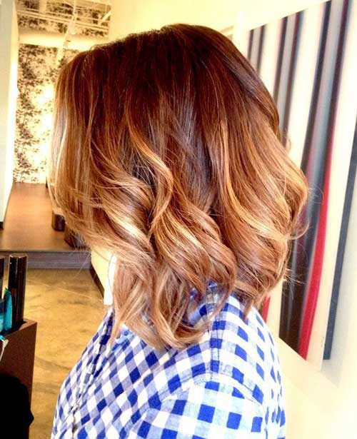 Short Blonde Hairstyles for Wavy Thick Hair