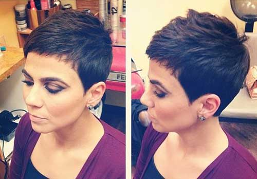 Short Pixie Hairstyles Short Hairstyles 2017 2018