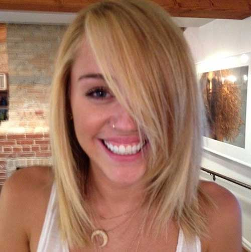 Short Straight Bob Hairstyles For 2015