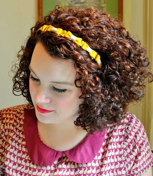Surprising 10 Best Short Thick Curly Hairstyles Short Hairstyles 2016 Short Hairstyles Gunalazisus
