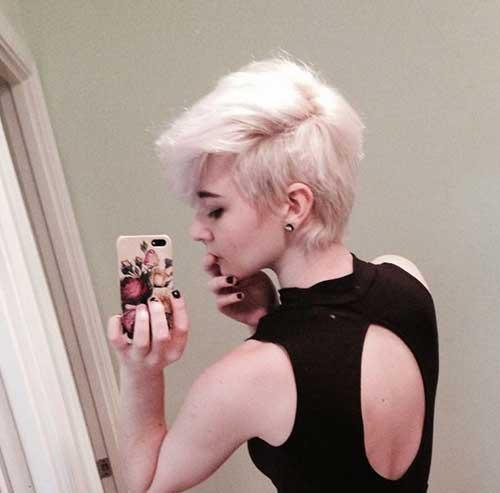 Short Trendy Hair