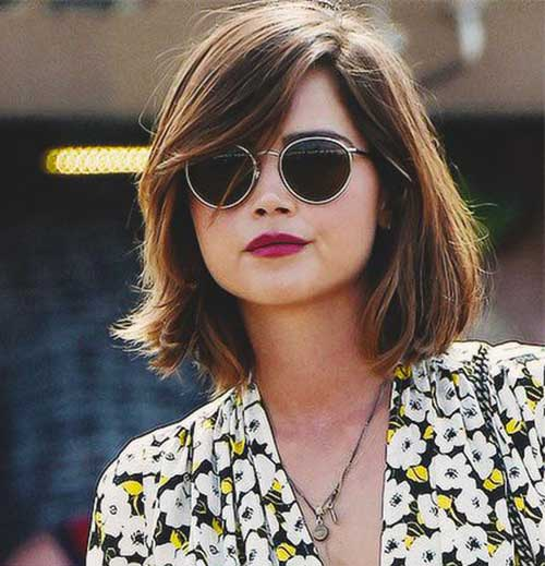 Side Swept Bob Haircuts For 2015