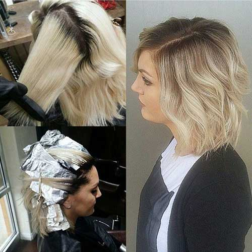 15 Balayage Bob Hair Short Hairstyles 2017 2018 Most