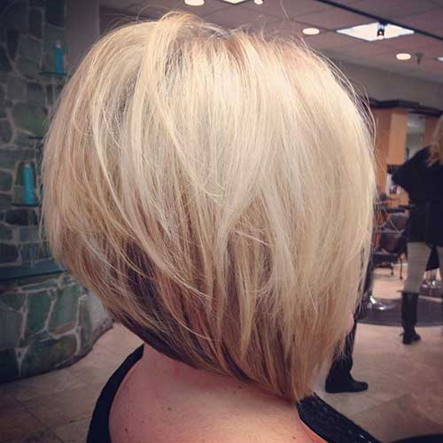 Straight Short Haircuts
