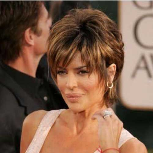 Stylish Short Hair Styles For Over 50