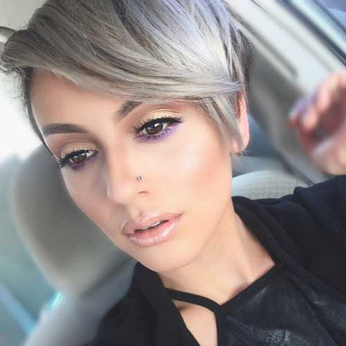 Stylish Short Pixie Haircuts