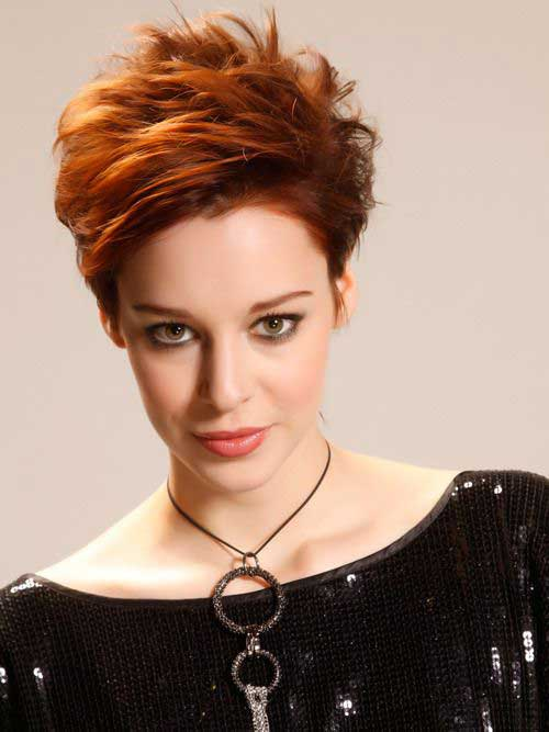 Thick Pixie Haircut Ideas 2014