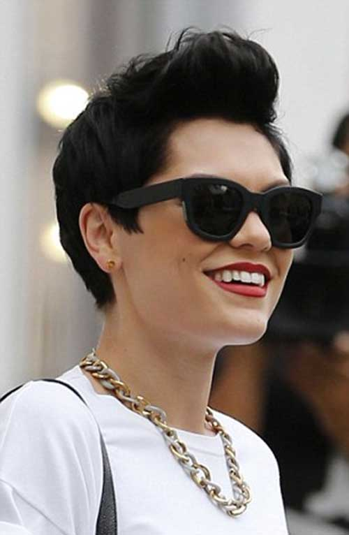 Trendy Medium Pixie Thick Haircuts