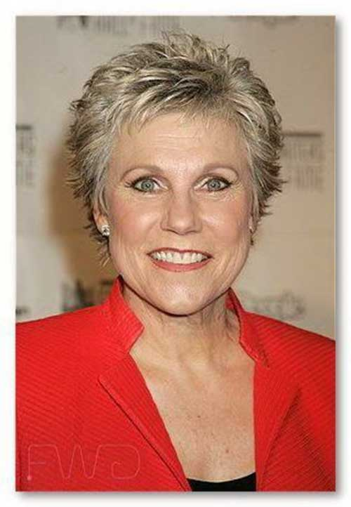 Trendy Pixie Cuts for Over 50