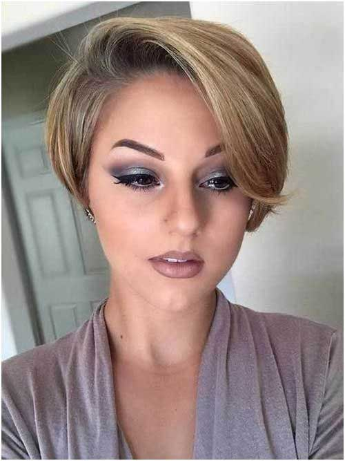 Trendy Short Haircut