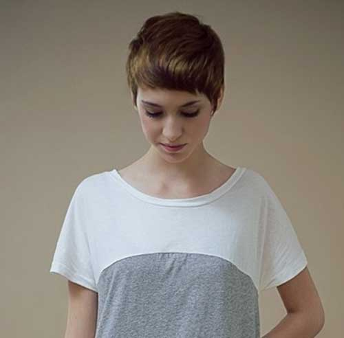 Very Short Pixie Haircuts For 2015
