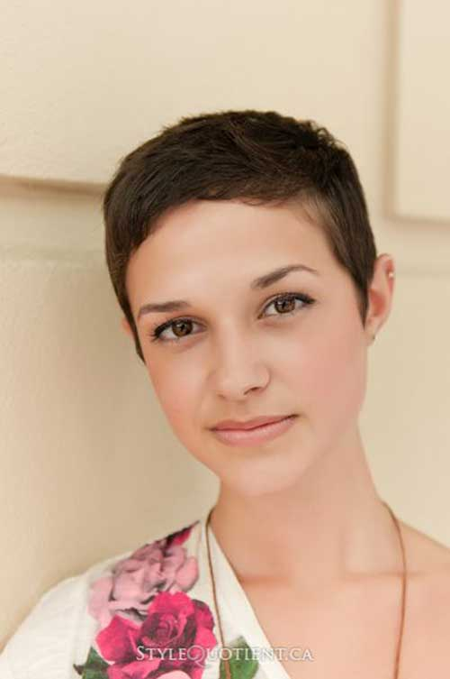 20 Very Short Haircuts For Women