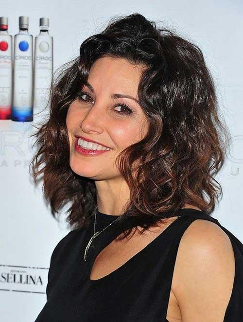 Women Short Curly Haircuts 2015
