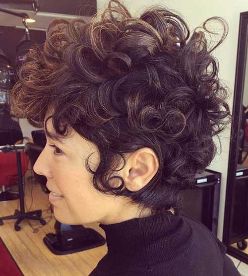 Curly Short Hairstyles-10
