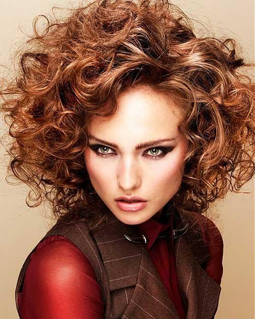 Short Curly Hair-10