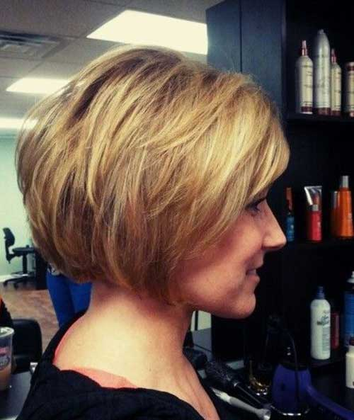 Stacked Bob Haircut-10