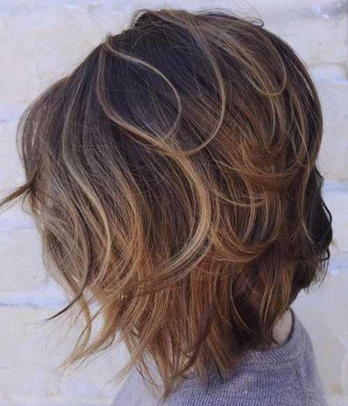 Wavy Short Hairstyles-11