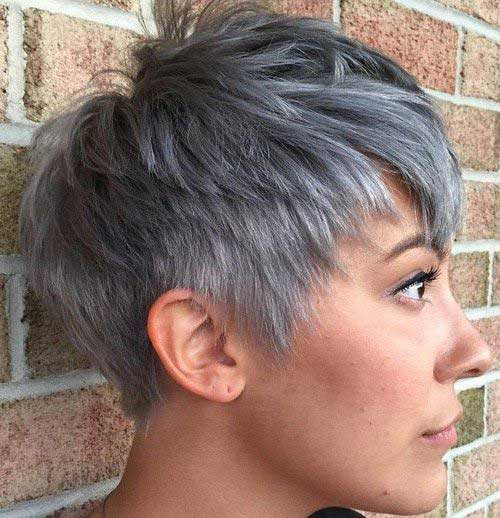 Cute Short Hair-12