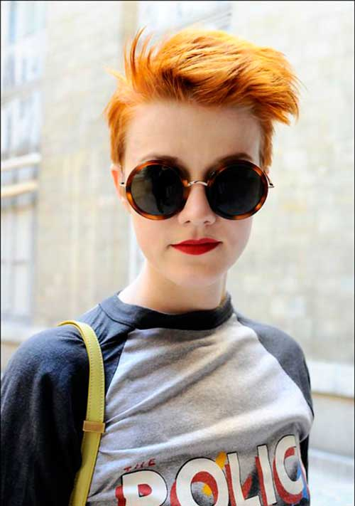 Trendy Pixie Cut Styles-12