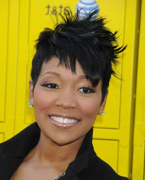 Short Hairstyles Black Women-12