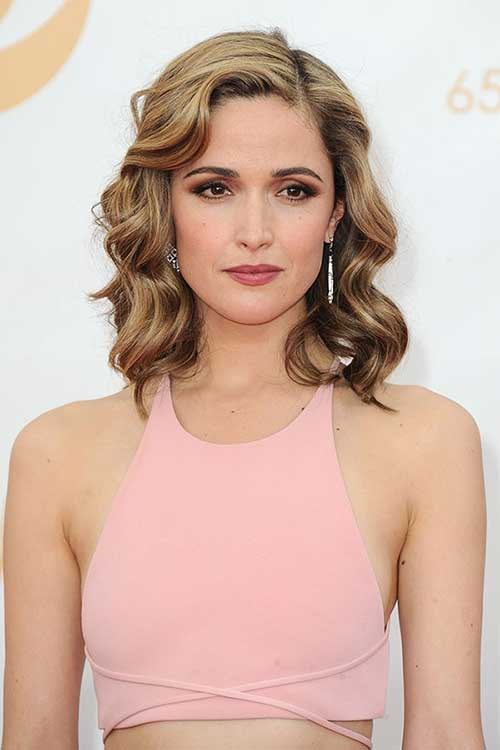 Short Wavy Hairstyle-12