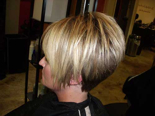 stacked bob haircut back view popular stacked bob haircut pictures hairstyles 6123