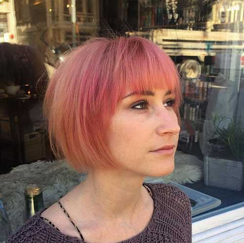Short Haircuts for Girls-13