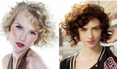 Short Curly Hair-14