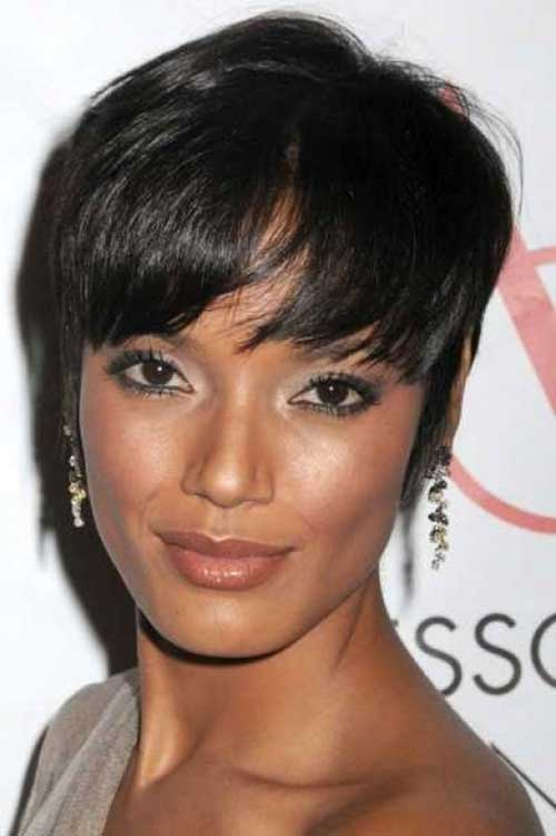 Black Women Short Hairstyles-15